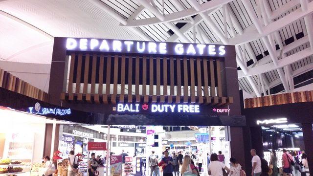 バリ デンパサール空港