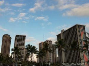 ヒルトンハワイアンビレッジ ラグーンタワー レインボータワー ハワイ オアフ島 ヒルトングランドバケーション