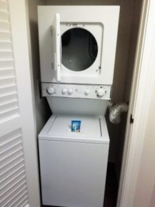 ハワイ島キングスランド 洗濯機乾燥機