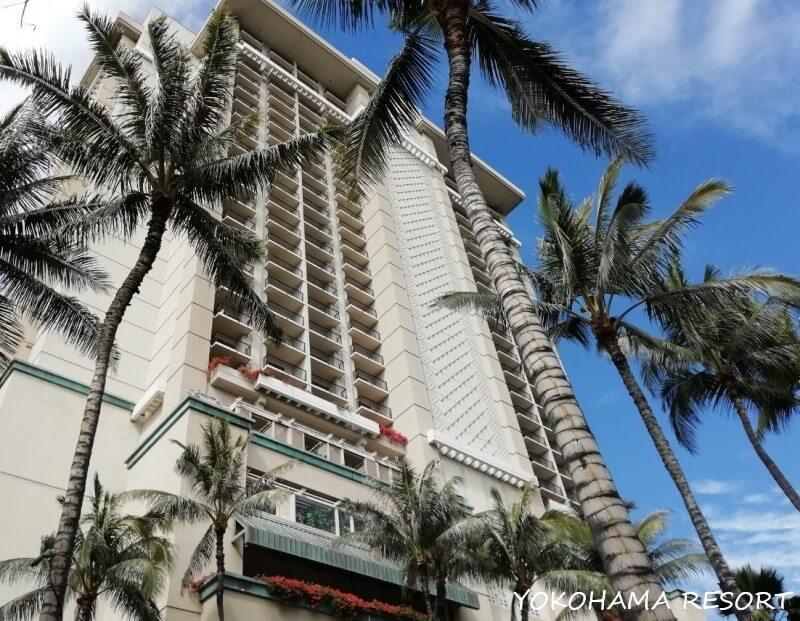 ハワイ ワイキキ ヒルトンハワイアンビレッジ カリア・タワー