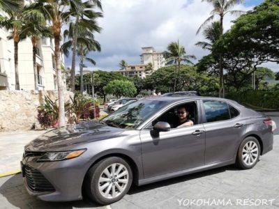 ハワイ アラモレンタカー