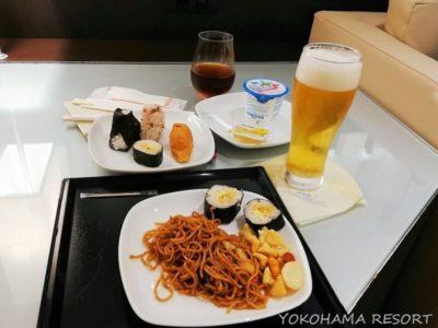 成田国際空港 ANAラウンジ メニュー