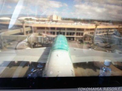 ANA A380 機外カメラ