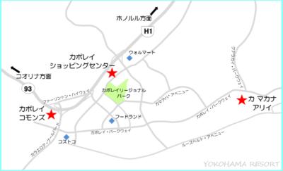 カポレイ地図