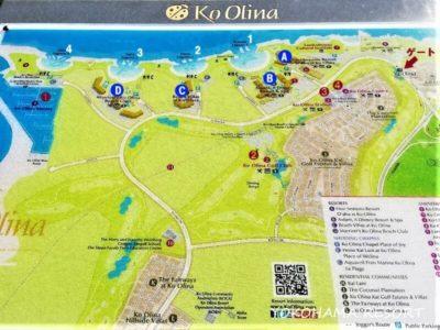 コオリナ地図