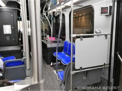 ANAエクスプレスバス 車内