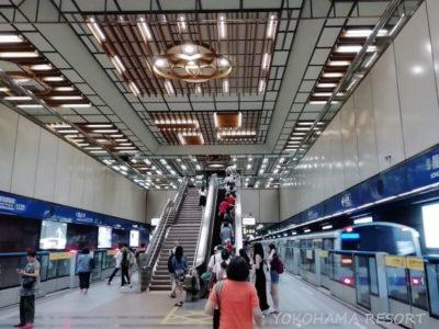 台北MRT 龍山寺駅
