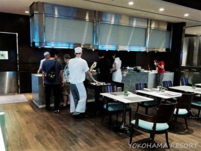 コートヤード台北 ラウンジ 軽食