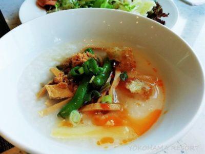 コートヤード台北 ラウンジ 朝食