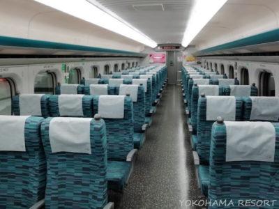 台湾 高鉄 車内