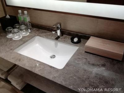 コートヤード台北 バスルーム 洗面台