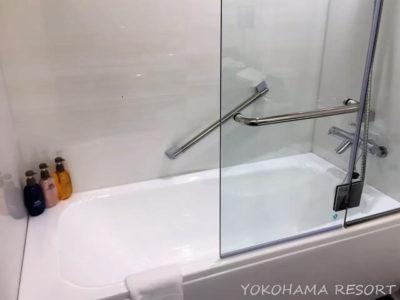 コートヤードバイマリオット新大阪ステーション バスルーム