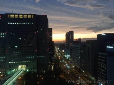 コートヤードバイマリオット新大阪ステーション 眺め