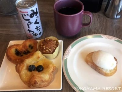 コートヤードバイマリオット新大阪ステーション LAVAROCK 朝食ブッフェ