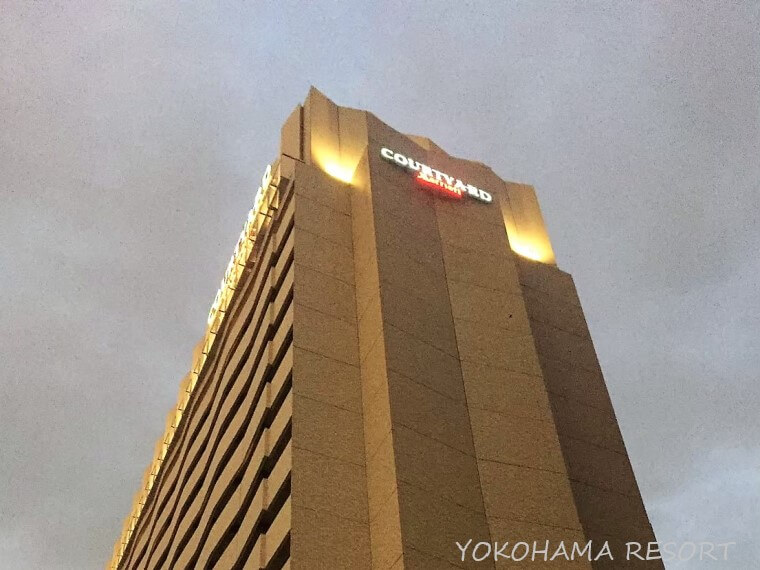 コートヤードバイマリオット新大阪ステーション 外観