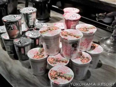 コートヤードバイマリオット新大阪ステーション ラウンジ 夜食