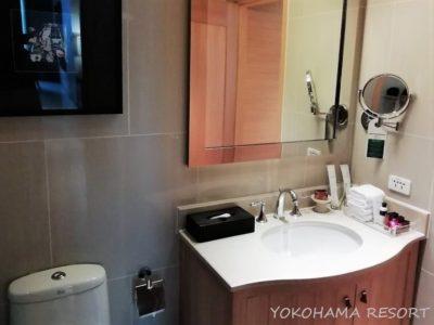 バンコク旅行 マリオットバケーションクラブ エンパイアプレイス2BR バスルーム