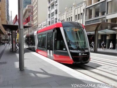 シドニー ライトレール