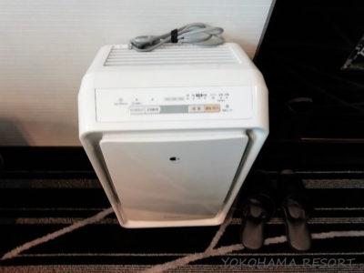 アパホテルプライド国会議事堂前 客室 空気清浄機