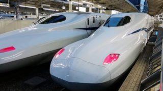 東海道新幹線N700S 新型車両