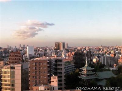 アパホテル&リゾート 両国駅タワー 眺望