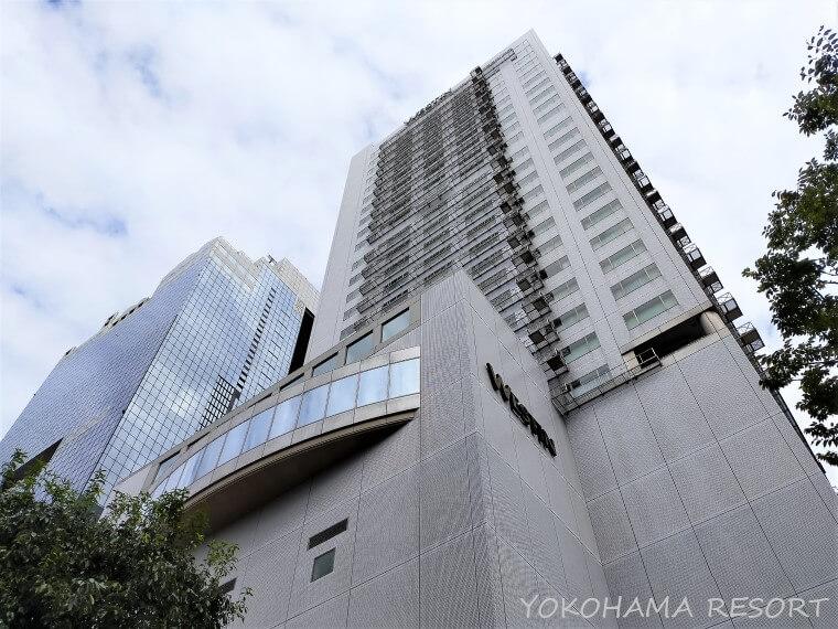 ウエスティンホテル大阪 外観
