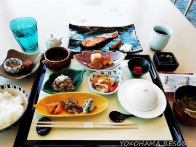 大阪マリオット都ホテル 和朝食