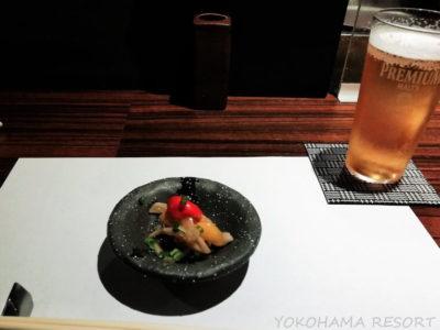 串焼き店 ippon 前菜