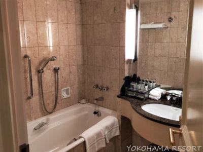 神戸ベイシェラトン バスルーム