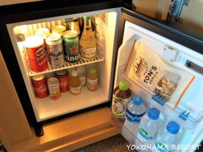 神戸ベイシェラトン 冷蔵庫