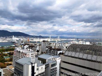 神戸ベイシェラトン 眺望