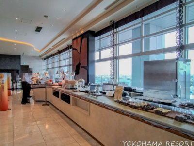 名古屋マリオットアソシアホテル レストラン朝食ブッフェ
