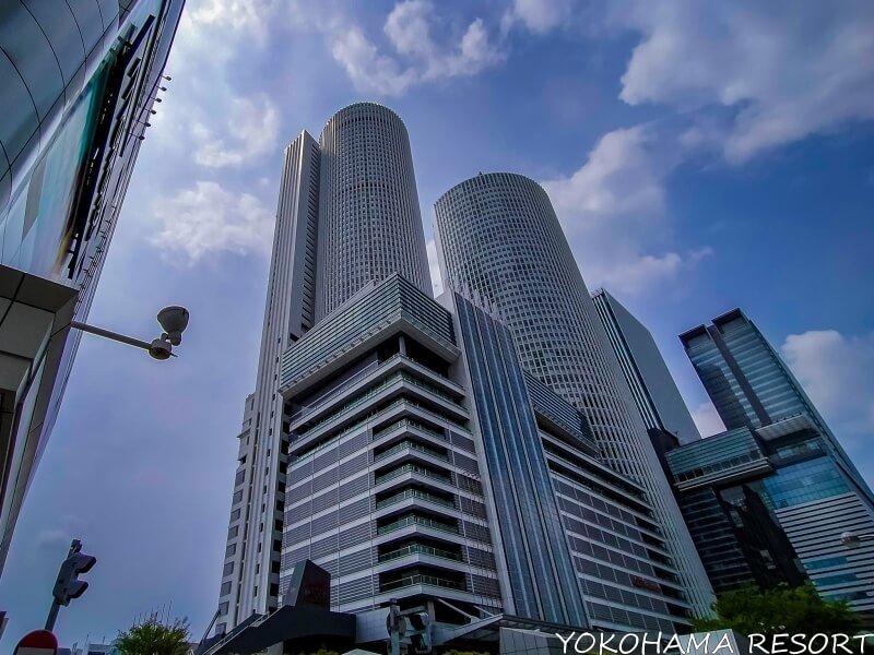 名古屋マリオットアソシアホテル 建物外観