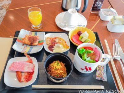 名古屋マリオットアソシアホテル レストラン朝食
