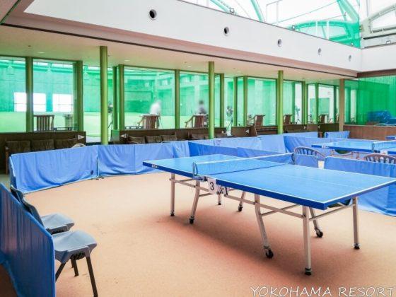 ヒルトン小田原リゾート&スパ ゴルフ練習場 卓球