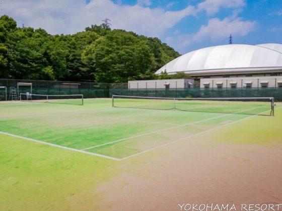 ヒルトン小田原リゾート&スパ 屋外テニスコート